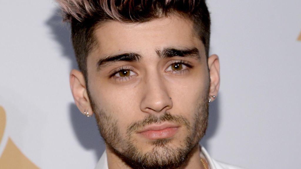 Pengakuan Zayn Malik Soal Larangan Berjenggot di One Direction