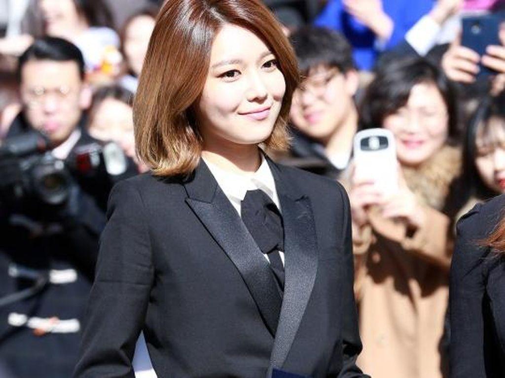 Bikin Iri! Sooyoung SNSD dan Pacar Makin Go Public