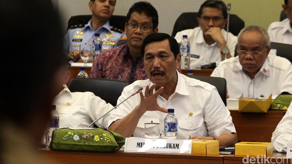 Komisi I Bahas Penanggulangan Terorisme