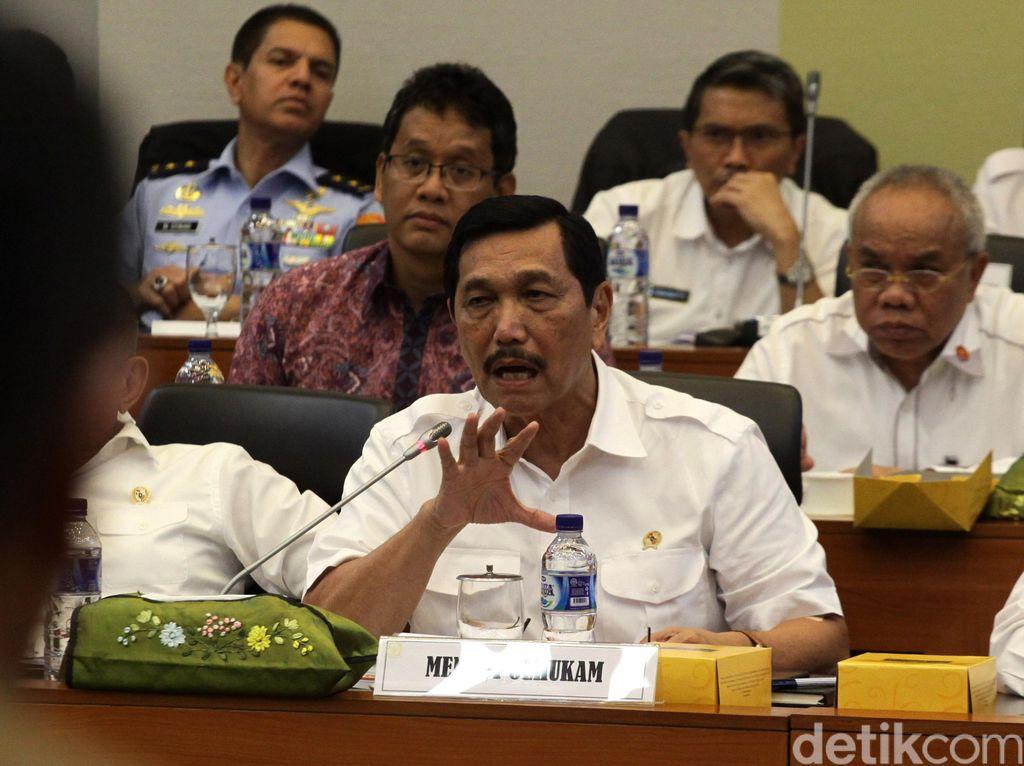 Ini Alasan Status Kepala BNN Akan Ditingkatkan Setara Menteri