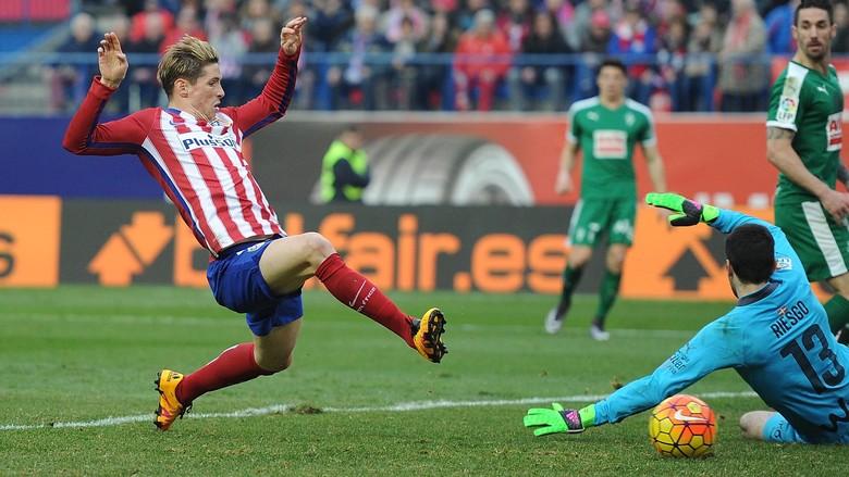 Gol Torres Bawa Atletico Kalahkan Getafe