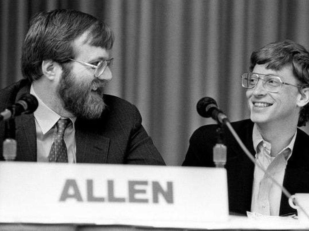 Cerita Bill Gates Mengkhianati Paul Allen