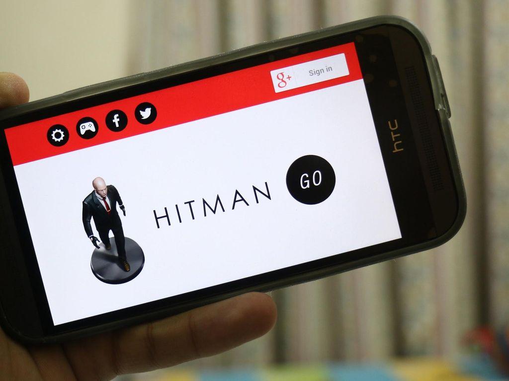 Hitman GO Sambangi PlayStation 4, Vita, & PC