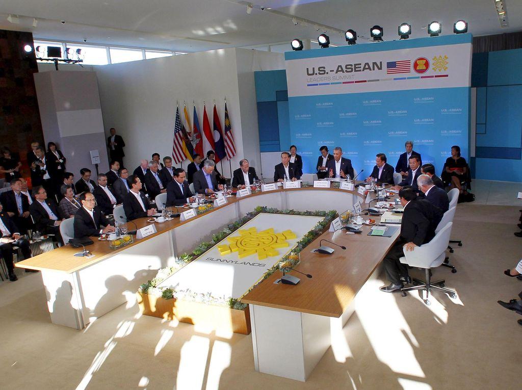 Pimpin Diskusi di US-ASEAN Summit, Jokowi Berbagi Kiat Berantas Terorisme