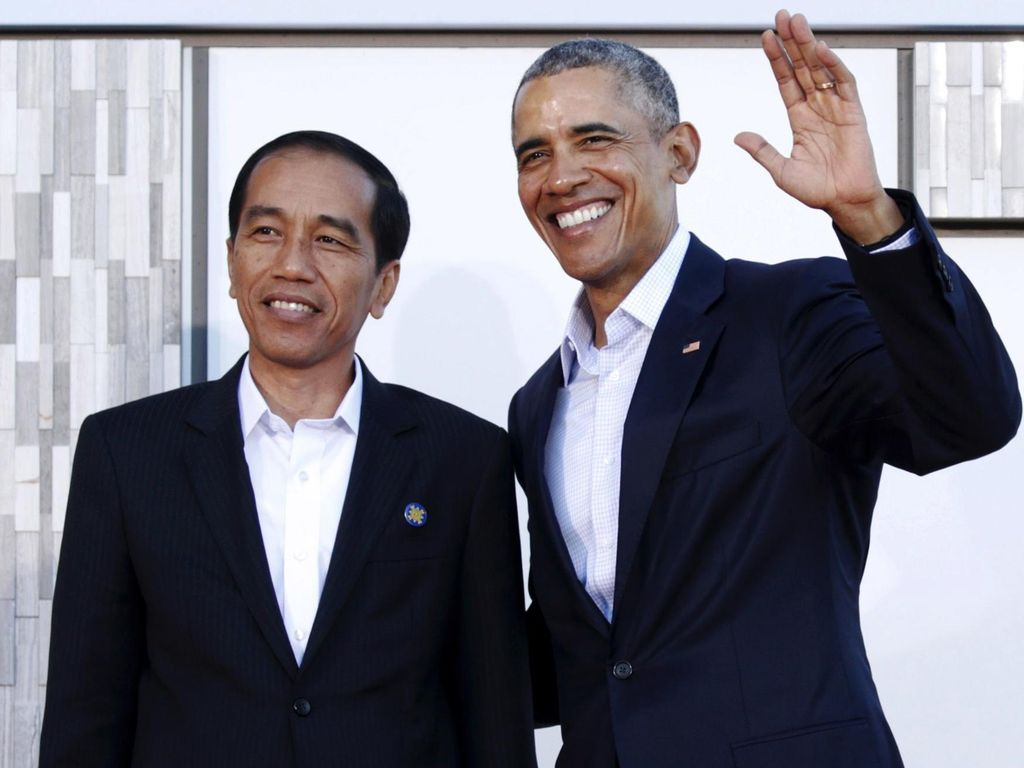 Jokowi Hadiri US-ASEAN Summit
