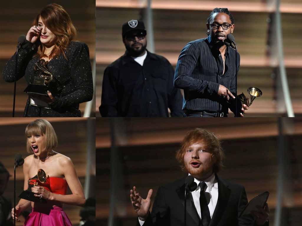Ini Deretan Pemenang di Ajang Grammy 2016
