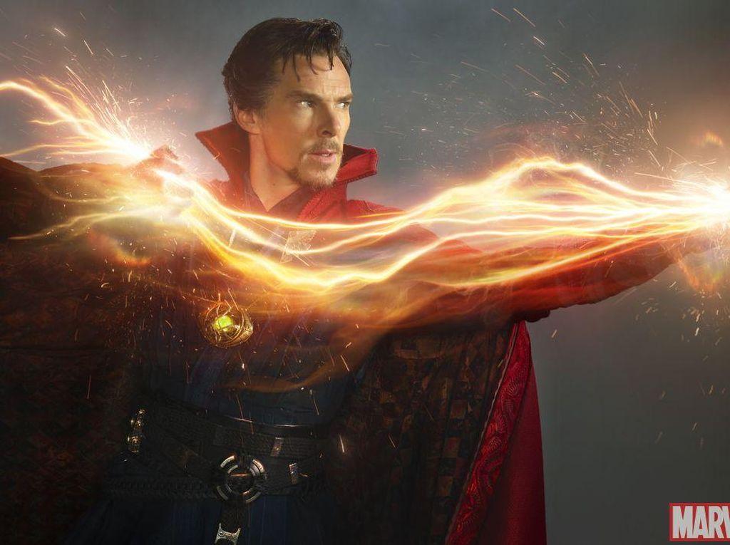 6 Wajah Lain Benedict Cumberbatch Selain Doctor Strange
