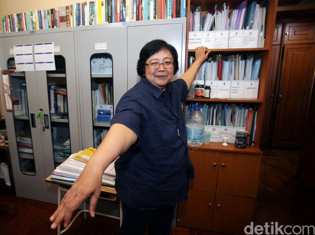 Menteri LHK: Kualitas Udara di Riau Membaik, Tapi Harus Tetap Waspada