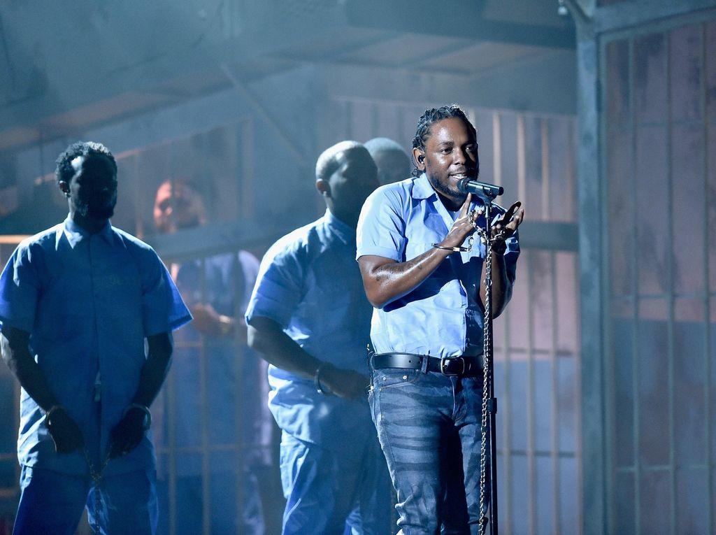 Humble dari Kendrick Lamar Sudah Menangkan 2 Piala Grammy