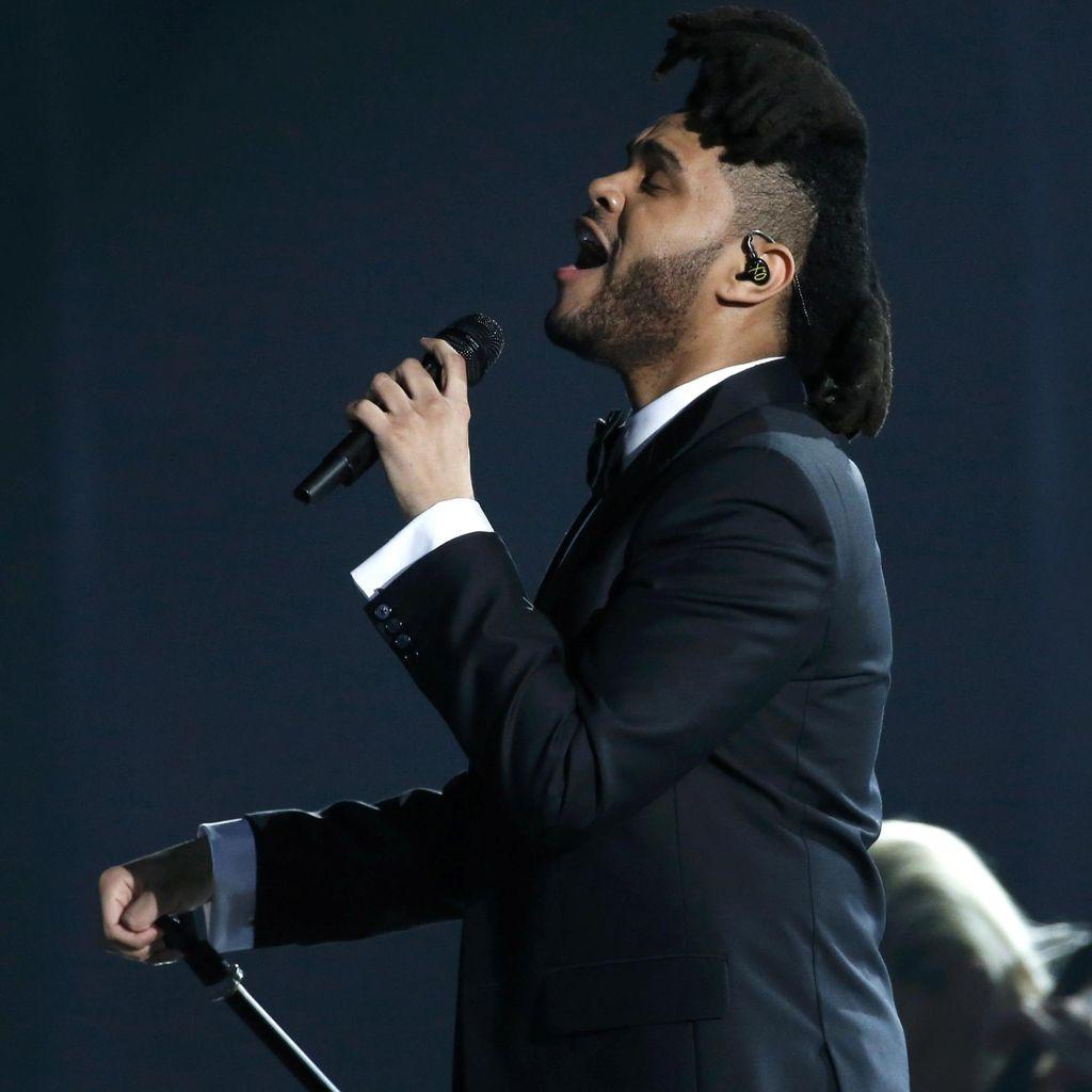 The Weeknd Menawan, Louis Tomlinson Perdana Tampil Solo di X Factor UK