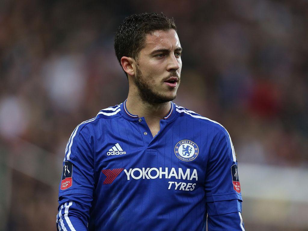 Komentar Hazard Terkait Leicester Ikut Panaskan Chelsea vs Spurs