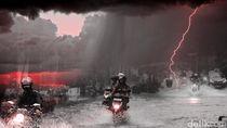 Prakiraan BMKG: Hujan Merata di Jateng, Potensi Angin Kencang di Pegunungan