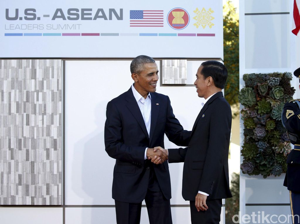 Jokowi-Obama Bahas Ekonomi Digital Bareng Bos IBM, Microsoft, dan Cisco