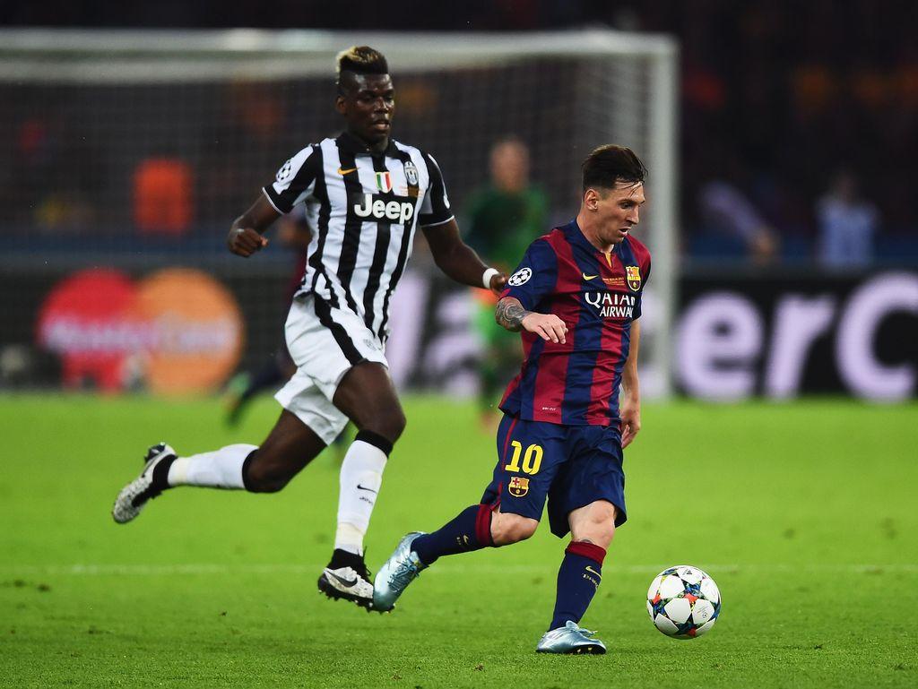 Juve dan Roma Diyakini Bisa Melaju Jauh Di Liga Champions