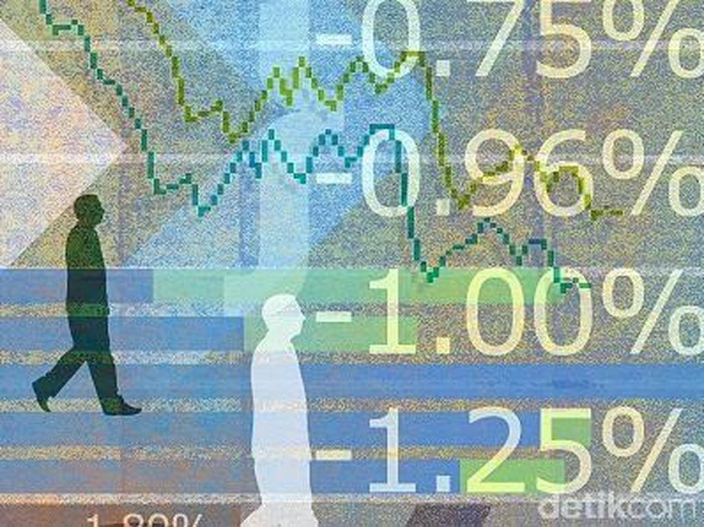 Bank Sentral Eropa Pangkas Suku Bunga Jadi Negatif