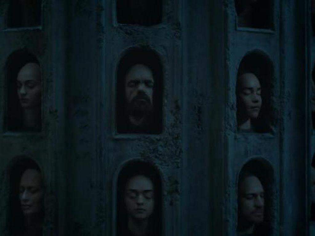 Kedekatan Hodor dan Bran Stark di Kehidupan Nyata