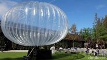 3 Operator Tanggapi Isu Ancaman Balon Google