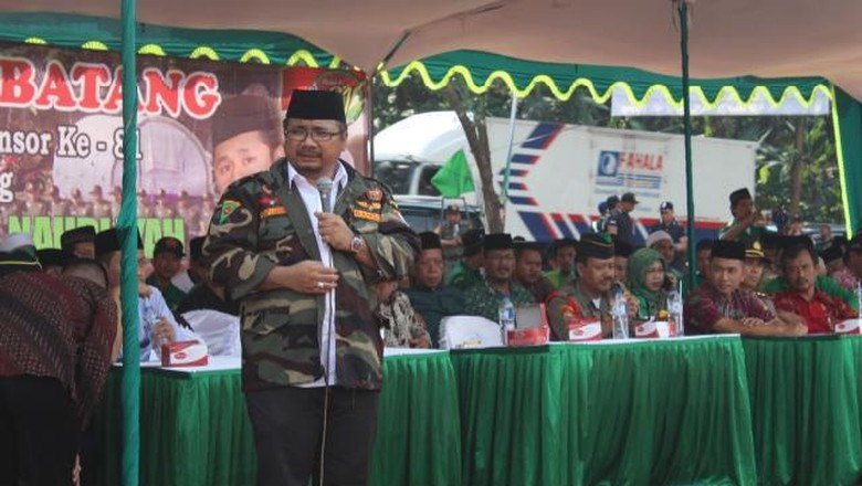Respons Sikap Ahok ke Maruf Amin, GP Ansor: Siaga Satu Komando