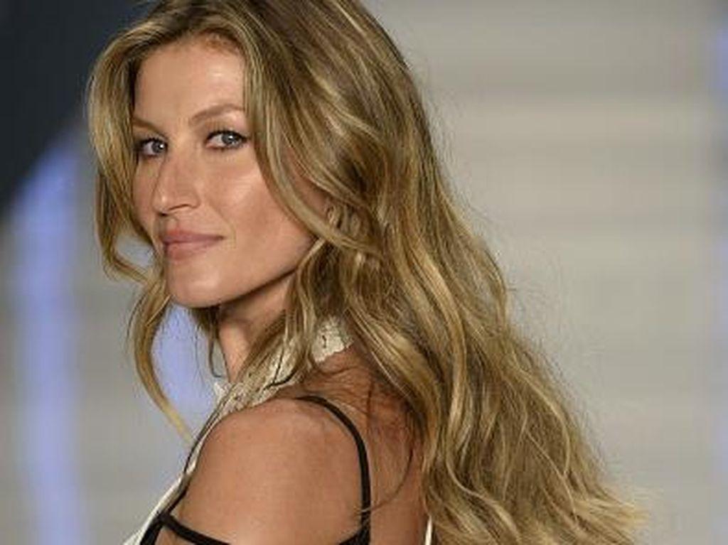 Supermodel Gisele Bundchen Beberkan Rahasia Lepas dari Gangguan Mental