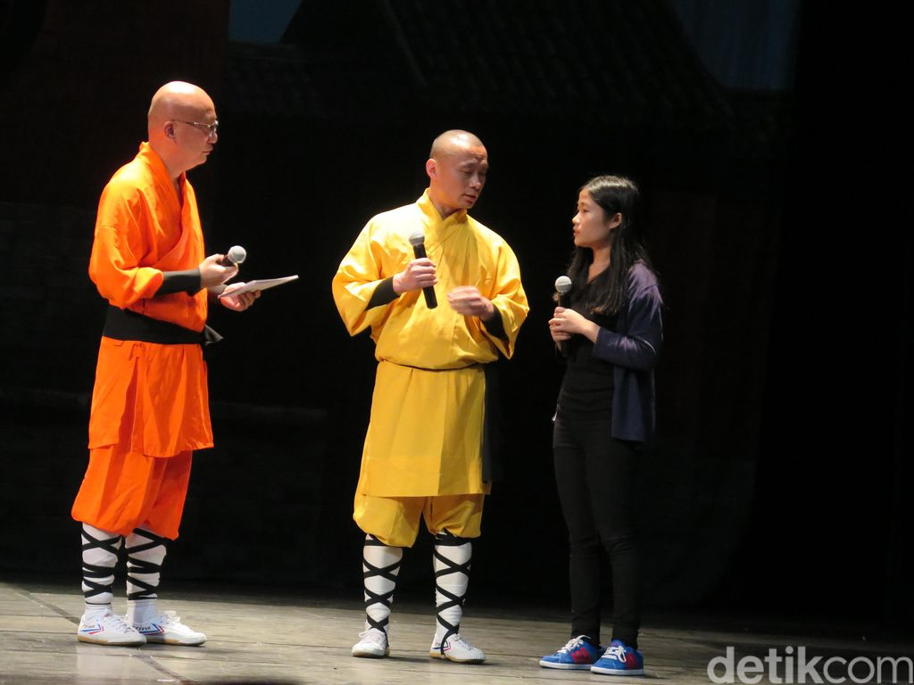 Setelah Indonesia, Shaolin Warriors Akan Pentas di Amerika dan Australia