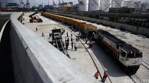 Ada Kereta Peti Kemas Gedebage-Tanjung Priok, Ini Dampaknya