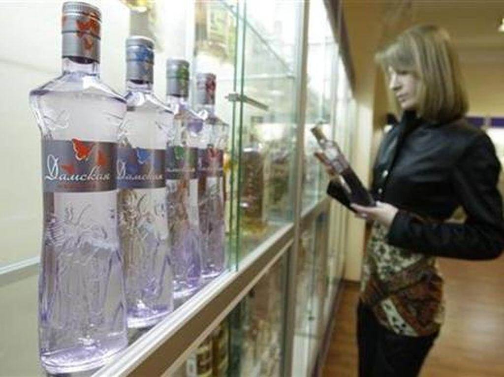 WN Prancis Ketahuan Nyolong 2 Botol Vodka di Ubud