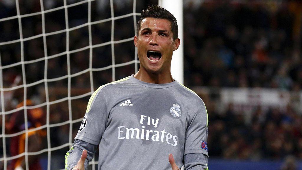 Madrid Bawa Pulang Kemenangan dari Kandang Roma