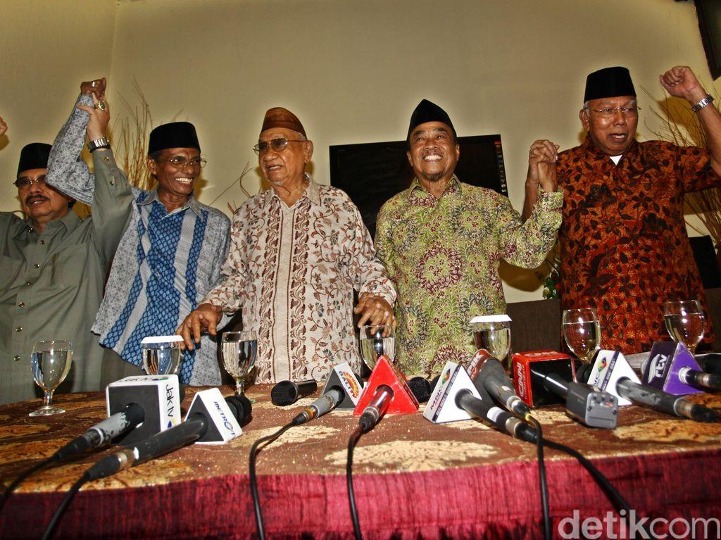 Sesepuh Desak PPP Gelar Muktamar