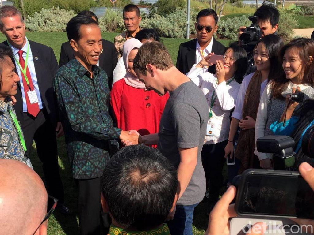 Ini Oleh-oleh Jokowi dari Silicon Valley