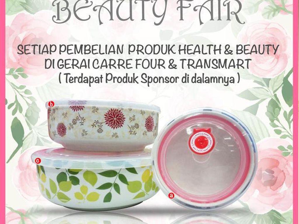 Beauty Fair di Transmart Carrefour