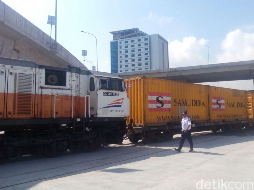 Jalur Kereta Barang di Lampung bakal Disulap untuk Angkutan Penumpang