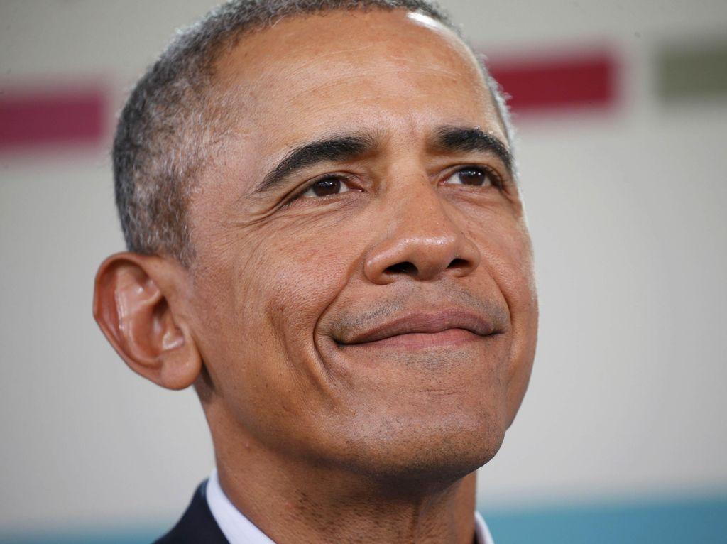 Obama: Mundurnya Assad Satu-satunya Cara Akhiri Perang Saudara di Suriah