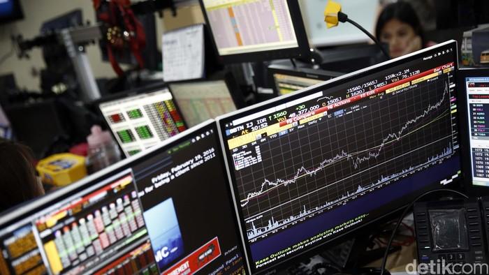 Awali Perdagangan Selasa, IHSG Dibuka Menguat ke 5.272