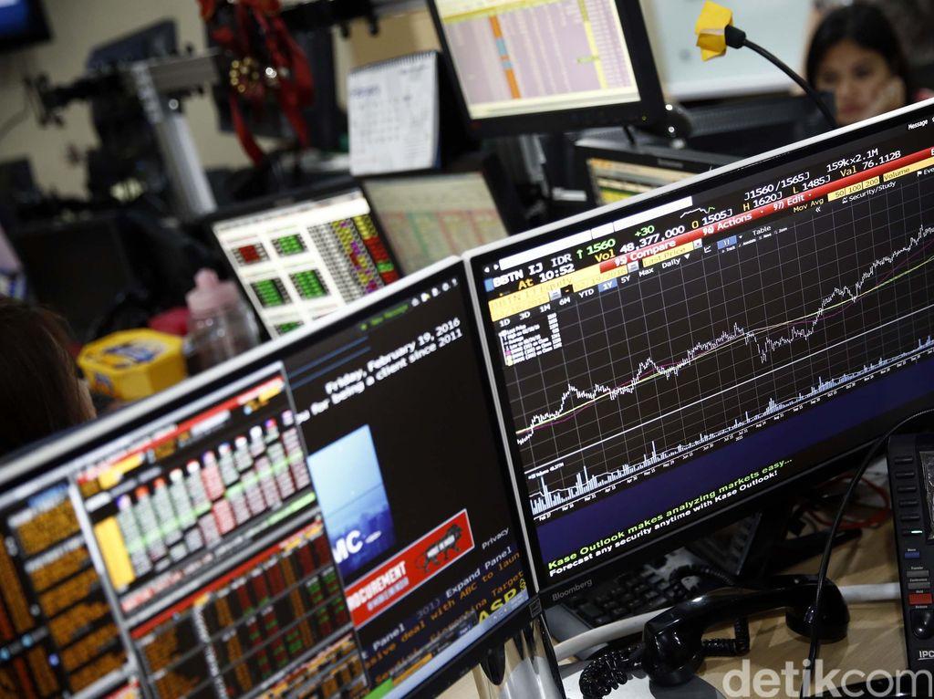 IHSG Landai, Investor Pindah ke Obligasi