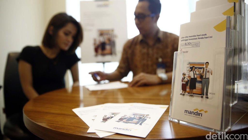 Surat Utang RI Laris Tiga Kali Lipat Saat Pasar Keuangan Bergejolak