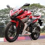 Pesaing Kian Banyak di Motor Sport 150 cc, Ini Jawaban Honda