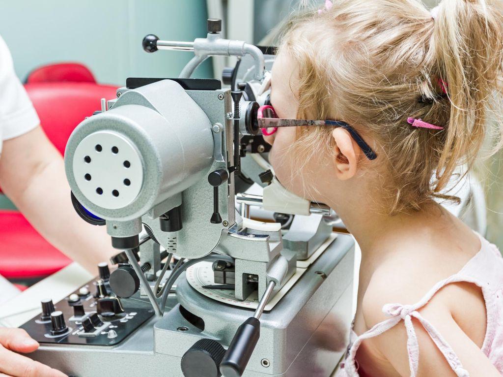 Glaukoma Bisa Dialami Sejak Bayi, Risiko Tinggi pada yang Lahir Prematur