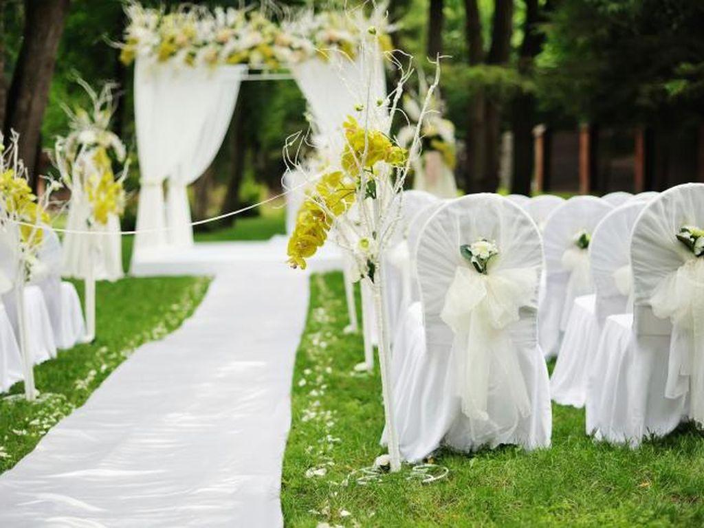 Bisnis Wedding Organizer Rugi Miliaran Rupiah Gegara Corona
