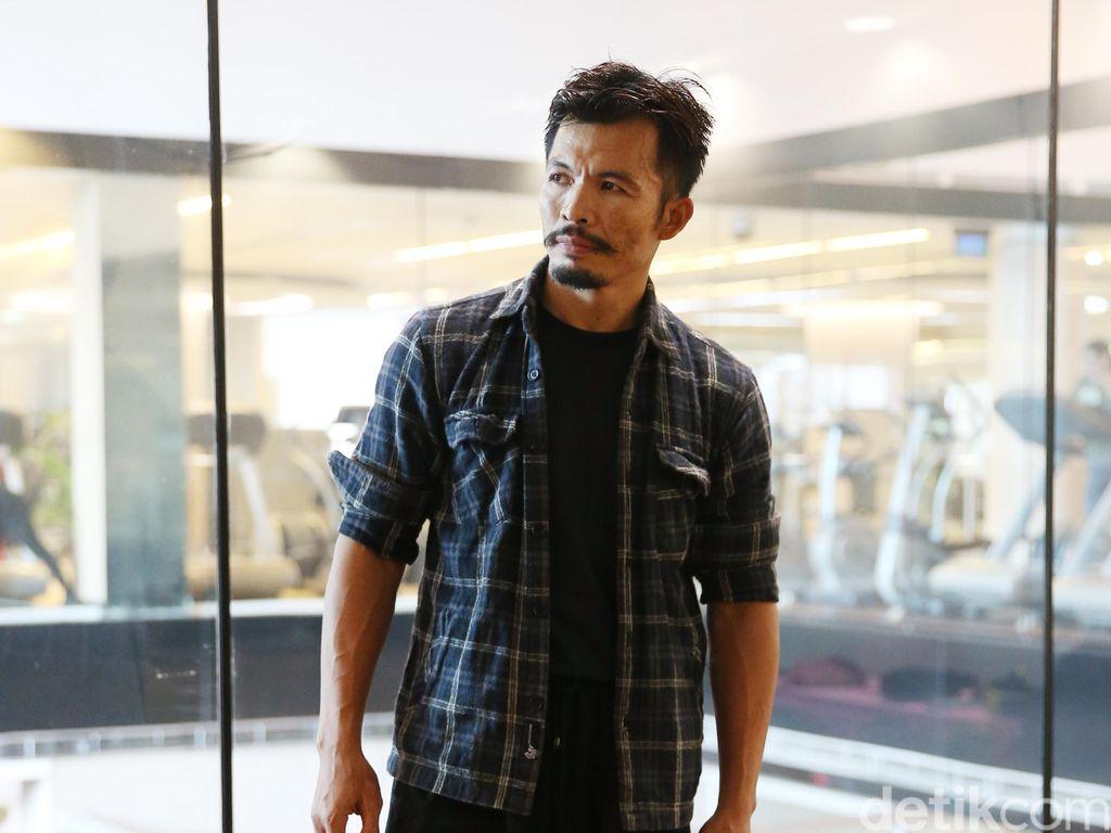 Cecep Arif Rahman Bertolak ke Amerika untuk John Wick 3