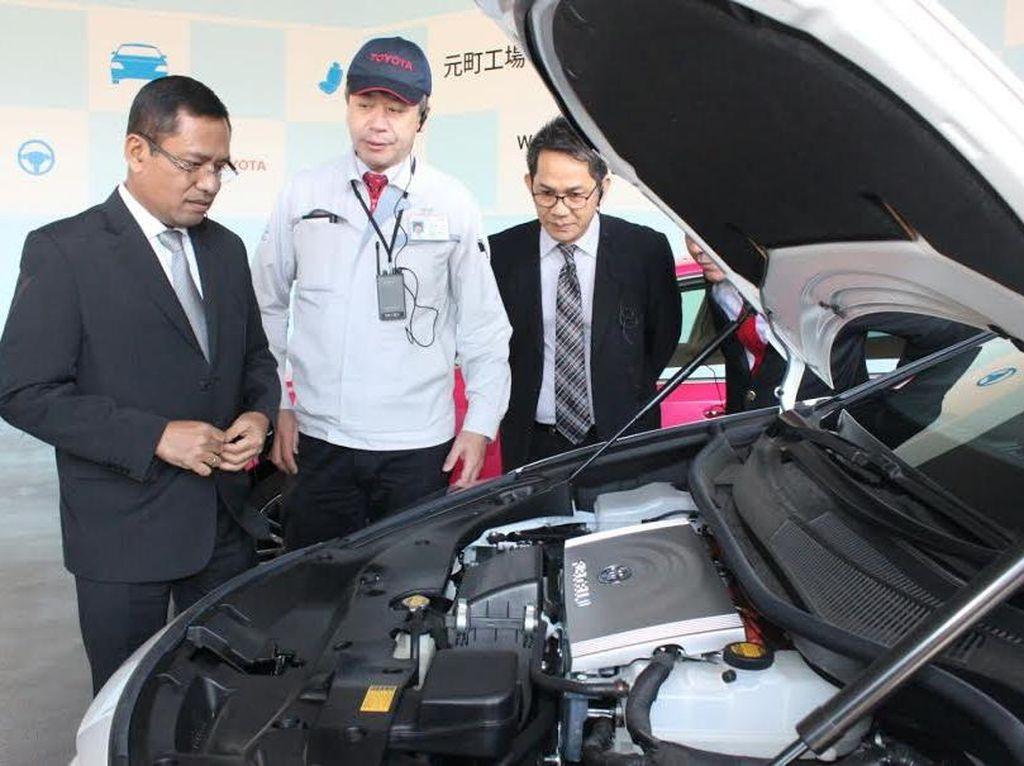 Menperin: Toyota Siap Investasi Rp 5,4 Triliun di 2016