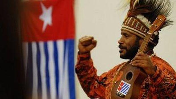 Ketua ULMWP Benny Wenda disebut kerap memprovokasi masalah Papua di dunia internasional.
