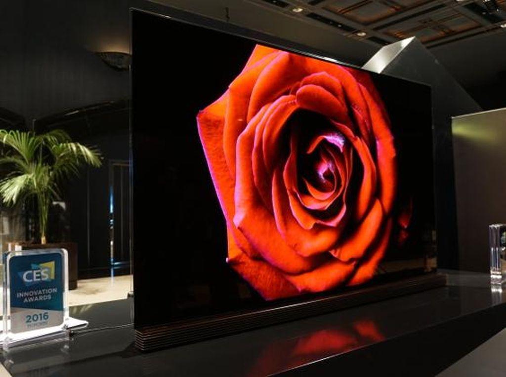 Menilik Perbedaan TV OLED vs LCD