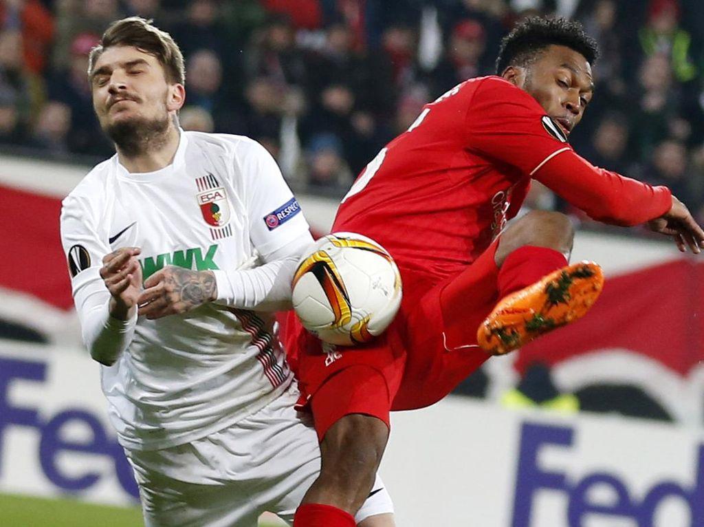 Augsburg vs Liverpool Berakhir Kacamata