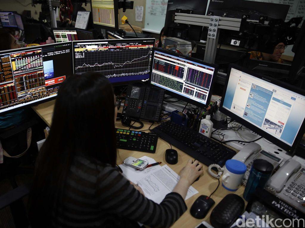 Penggunaan Internet Membludak, Pacu Pertumbuhan Ekonomi RI 5,01%