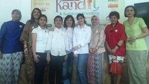 Inayah Wahid Main di Drama Musikal Kandil dan Kampung Srundeng