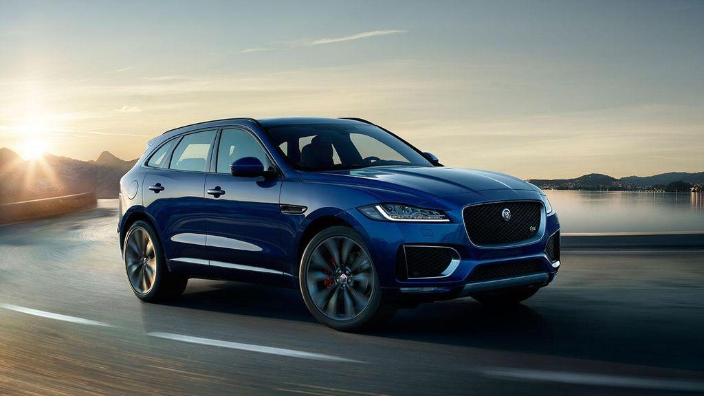 Ini Kisaran Harga SUV Perdana Jaguar, F-Pace