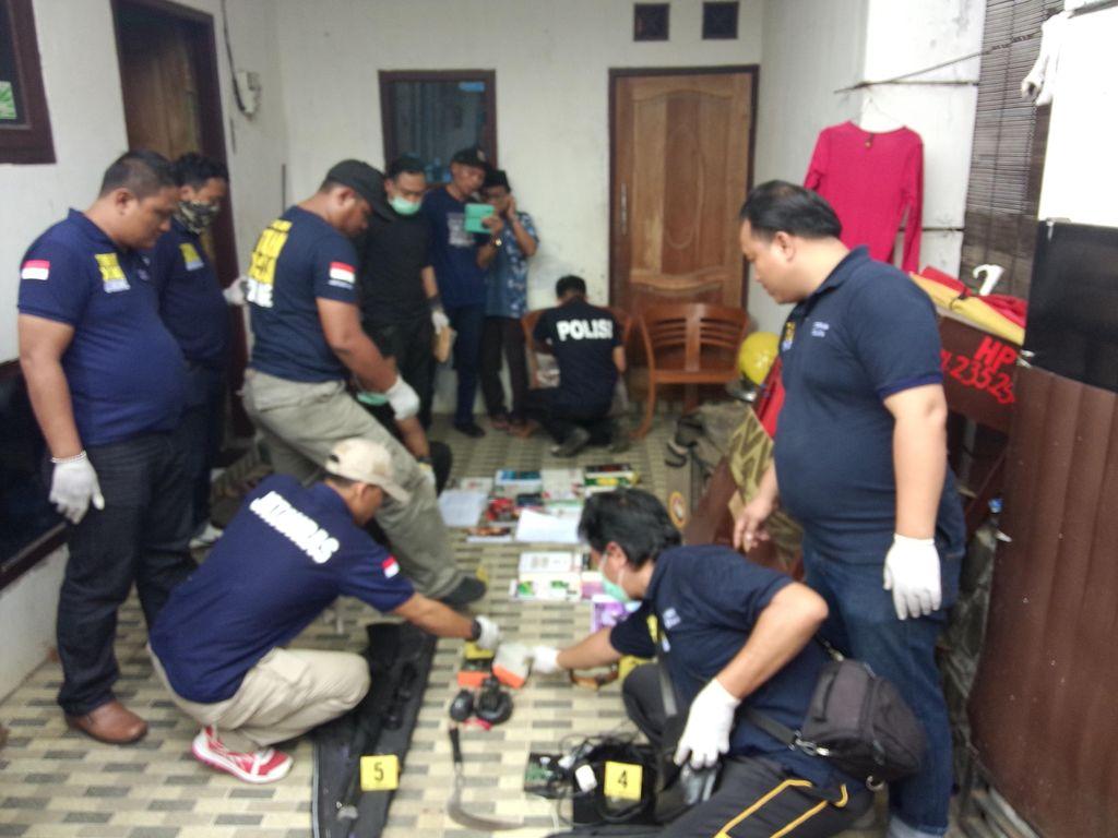 Polri: Teroris Malang Terkait Jaringan Santoso dan Bom Thamrin