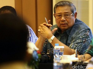 SBY Gundah Soal Hoax, PPP: Itu Bentuk Kepedulian