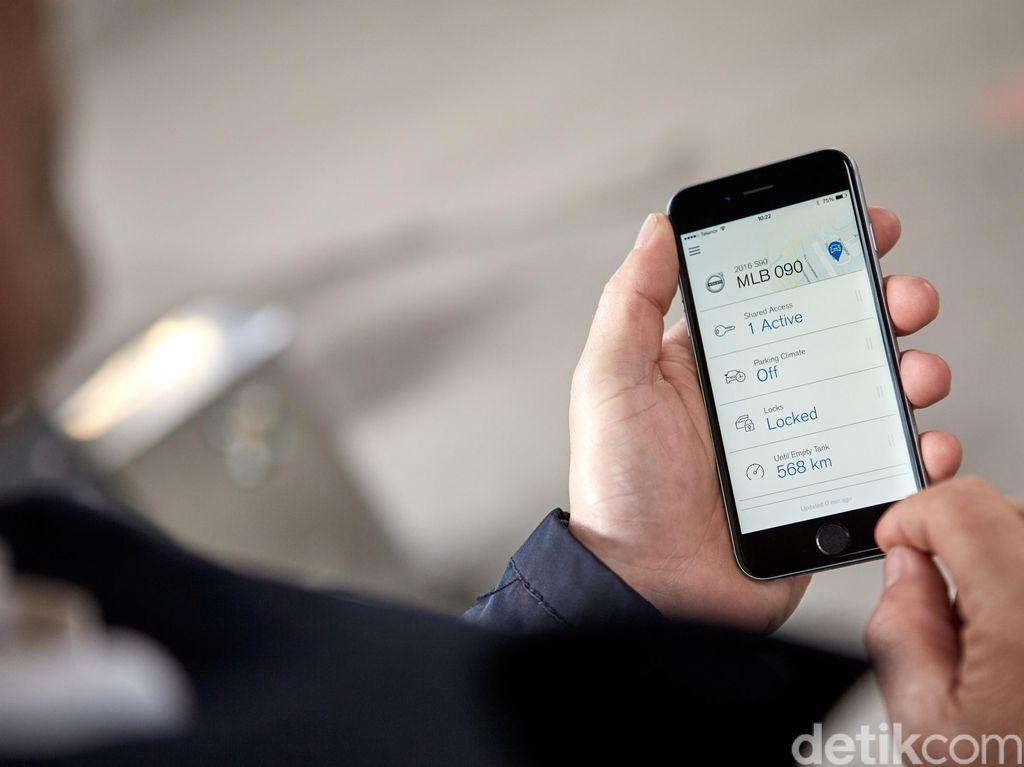 Seberapa Aman Kunci Mobil Berbasis Smartphone?