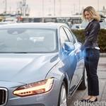 Mobil Otonom Volvo Bukan untuk Jalanan Kota